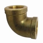 Larsen Supply 17-9011 3/4FIPx3/4FPT 90 Elbow