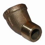 Larsen Supply 17-9017 3/8MIPx3/8FPT Str Elbow