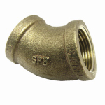 Larsen Supply 17-9051 3/4FIPx3/4FPT 45 Elbow