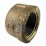 Larsen Supply 17-9151 3/4FPT Brass Cap