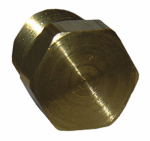 Larsen Supply 17-9163 1/8MPT Hex Head Plug