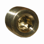 "Larsen Supply 17-9191 1/8"" Countersunk Plug"