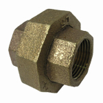 "Larsen Supply 17-9211 3/4""FemxFPT Brass Union"