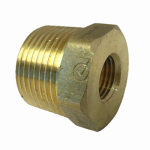 Larsen Supply 17-9255 3/4Mx1/4FPT Hex Bushing