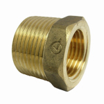 Larsen Supply 17-9259 3/4Mx1/2FPT Hex Bushing
