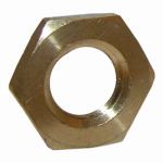 "Larsen Supply 17-9295 1/2""FPT Brass Lock Nut"