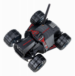 World Tech Toys 34939 Wi-Fi Remote-Control Spy Tank