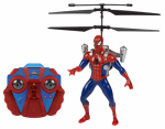 World Tech Toys 34878 Remote-Control Spiderman IR Helicopter with Audio