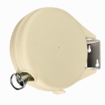 Honey Can Do Intl DRY-01113 Retractable Clothesline, Plastic, 40-Ft.