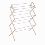 Honey Can Do Intl DRY-01174 LG Wood or Wooden Knock Dry Rack