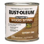 Rust-Oleum 260358 1/2PT Gold Oak Wood or Wooden Stain