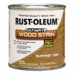 Rust-Oleum 260360 1/2PT Summ Oak Wood or Wooden Stain