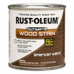 Rust-Oleum 260364 1/2PT Amer Wal Wood or Wooden Stain