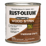 Rust-Oleum 260365 1/2PT Cherry Wood or Wooden Stain