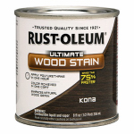 Rust-Oleum 260367 1/2PT Kona Wood or Wooden Stain