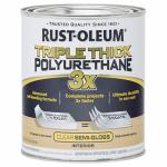 Rust-Oleum 284484 QT Triple Semi Gloss Polyurethane