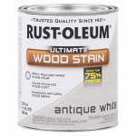 Rust-Oleum 297410 QT Antique WHT INT Wood or Wooden Stain
