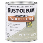 Rust-Oleum 297412 QT RusSage INT Wood or Wooden Stain