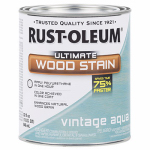 Rust-Oleum 297413 QT Aqua INT Wood or Wooden Stain