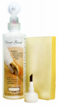 R&D Technical Solutions FRDGF02 ALMOND Ultimate Grout Finish, Almond, 8-oz.