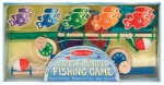 Melissa & Doug 5149 Catch & Count Fishing Game, Ages 3 & Up