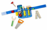 Melissa & Doug 5174 Child's Tool Belt Set, Ages 3 & Up
