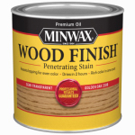 Minwax The 221024444 1/2-Pt. Golden Oak Wood Finish