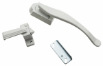 National Mfg/Spectrum Brands Hhi N100-035 Lift Lever Latch, White