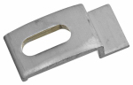 National Mfg/Spectrum Brands Hhi N192-161 Storm Door Clip, Aluminum