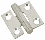 "National Mfg/Spectrum Brands Hhi N276-949 1"" Stainless Steel Door Hinge"