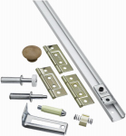 National Mfg/Spectrum Brands Hhi N343-715 36 FOLD Door HDW KIT