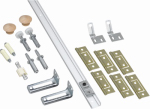 National Mfg/Spectrum Brands Hhi N343-723 48 FOLD Door HDW KIT