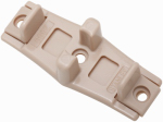 National Mfg/Spectrum Brands Hhi N344-846 SLIDING Door GUIDE TAN
