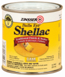 Zinsser 0316 Half Pint 3LB Clear Shellac