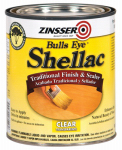 Zinsser & 304H Bulls Eye 1-Qt. Clear Shellac