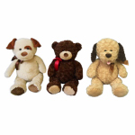 Hugfun Intl Hongkong 249576-581 Plush Animals