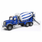 Bruder Toys America 02814 Mack Granite Cement Mixer