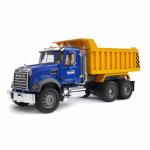 Bruder Toys America 02815 Mack Granite Dump Truck
