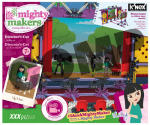 Knex Limited Partnership Group 43067 Mighty Makers Director's Cut Building Set
