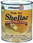Zinsser & 0704H Bulls Eye 1-Qt. Amber Shellac