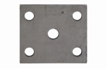 Uriah Products UU648000 Trailer Spring Tie Plate