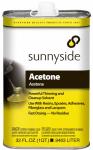 Sunnyside 84032 Acetone, 1-Qt.