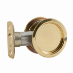 National Mfg/Spectrum Brands Hhi N350-330 BRS Pocket Door Pull