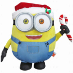 Gemmy Industries 13266 Minion Bob Greeter