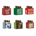 Expressive Design Group CGBBA-5TV Beer Gift Bag ASSTD