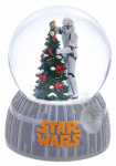 Kurt S Adler SW8162 Snow Globe, Musical Star Wars Storm Trooper, 100mm