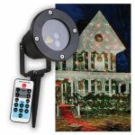 Star Bright CRF100RG Holiday Laser Light, Red & Green