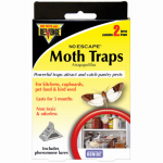 Bonide Products 12412 No Escape Moth Traps, 2-Pk.