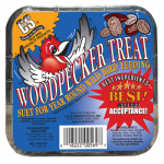 C & S Products 12569 Woodpecker Treat Suet, 11-oz.