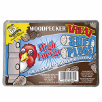 C & S Products 12689 Woodpecker Treat Suet Plug, 12-oz.